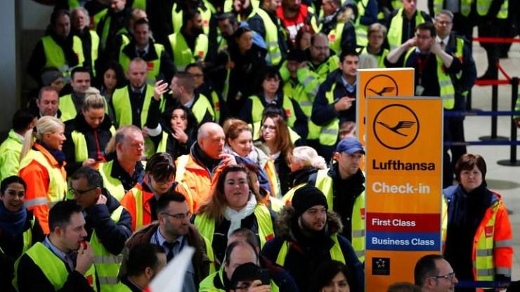 Lufthansa: Φόβοι για νέες απεργίες και ακυρώσεις πτήσεων