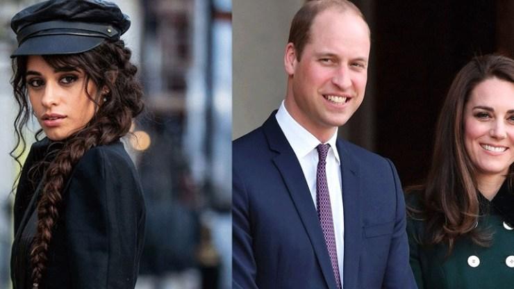 Η αντίδραση της Kate και του William όταν έμαθαν ότι η Camilla Cabello έκλεψε ένα στυλό από το Παλάτι