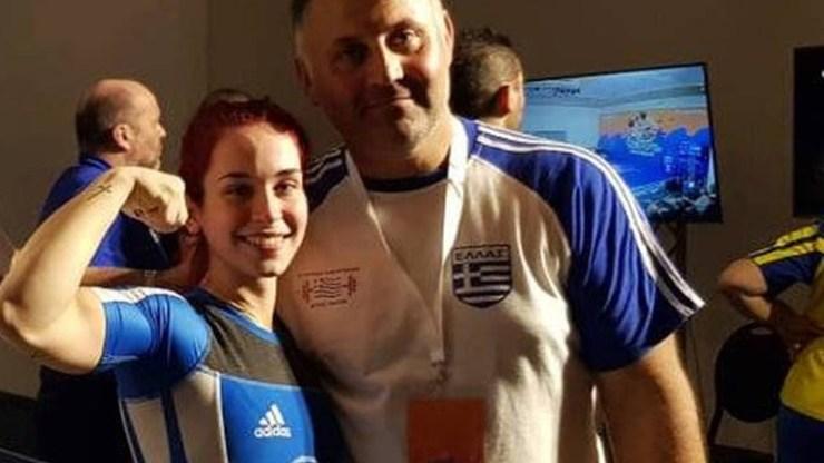 Άρση Βαρών: Πανελλήνιο ρεκόρ για την Τζατζολάρη στο Ισραήλ