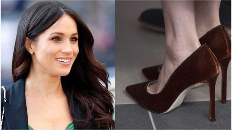 Τα διαχρονικά παπούτσια που φοράει συνεχώς η Meghan Markle