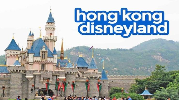 Χονγκ Κονγκ: Κλείνουν τα θεματικά πάρκα Disneyland και Ocean Park για την αποτροπή εξάπλωσης του κοροναϊού