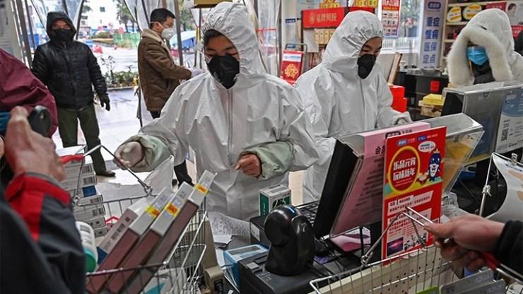Κίνα: Νεότερος απολογισμός κάνει λόγο για 80 νεκρούς από τον κορωναϊό και πάνω από 2.300 κρούσματα