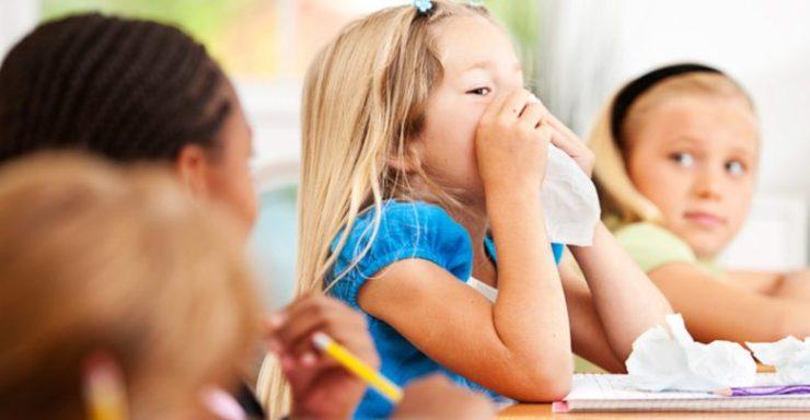 «Λουκέτο» στο πρώτο σχολείο στη Λάρισα λόγω γρίπης