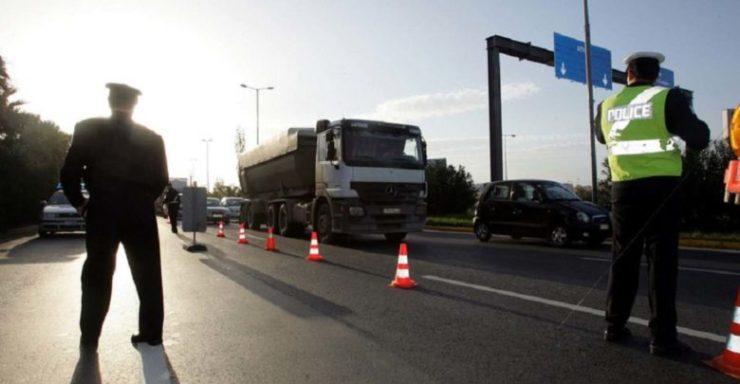 Προσωρινές κυκλοφοριακές ρυθμίσεις στον δρόμο Αγιάς - Αγιοκάμπου λόγω εκτέλεσης εργασιών