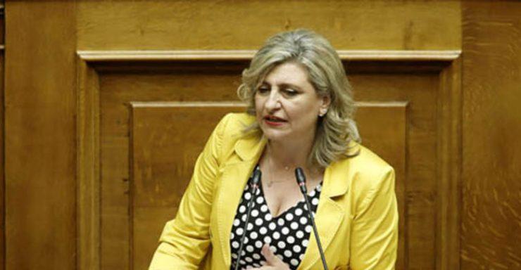 Λιακούλη: «Η πρόταση της ΝΔ για την Αυτοδιοίκηση είναι ένα ''πουκάμισο αδειανό''»