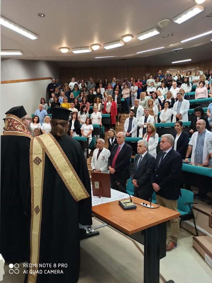 """""""Βασίλεψαν"""" στο Πανεπιστημιακό Νοσοκομείο Λάρισας (φωτο)"""