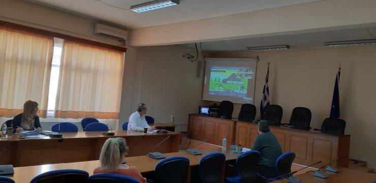 Δήμος Ελασσόνας: «Τηλεδιάσκεψη για το Σχέδιο Βιώσιμης Αστικής Κινητικότητας»