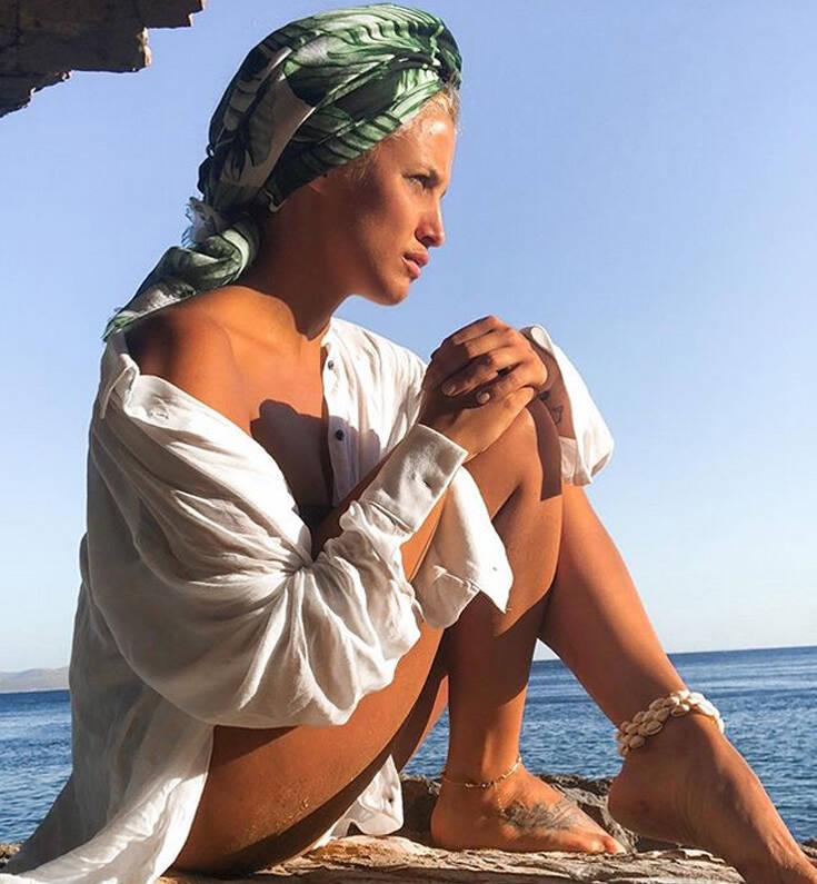 Κάλια Ελευθερίου: Το σέξι πρώην τηλεοπτικό κορίτσι του Γιώργου Λιάγκα