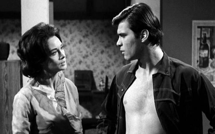 Ο παράφορος έρωτας της Γκιζέλα Ντάλι με Έλληνα γόη του ελληνικού κινηματογράφου