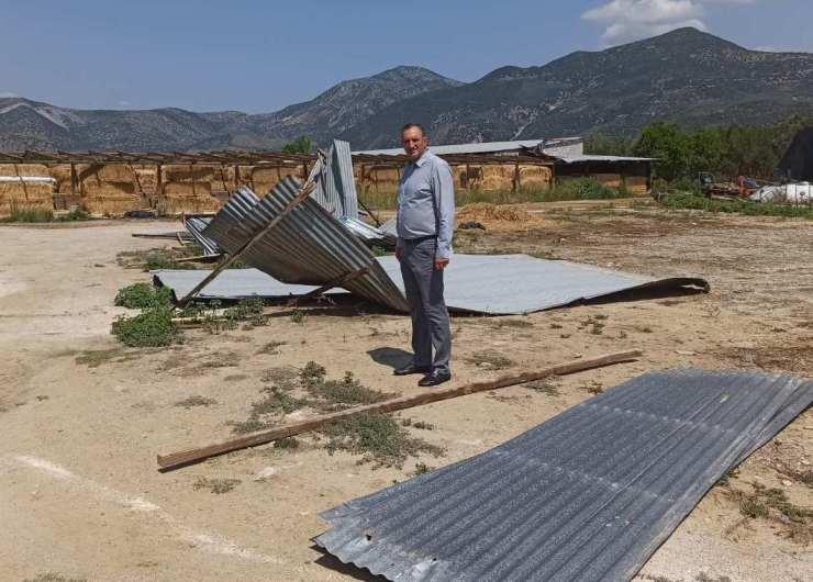 Ο Δήμος Τυρνάβου στο πλευρότων πληγέντων αγροτών στο Αργυροπούλι