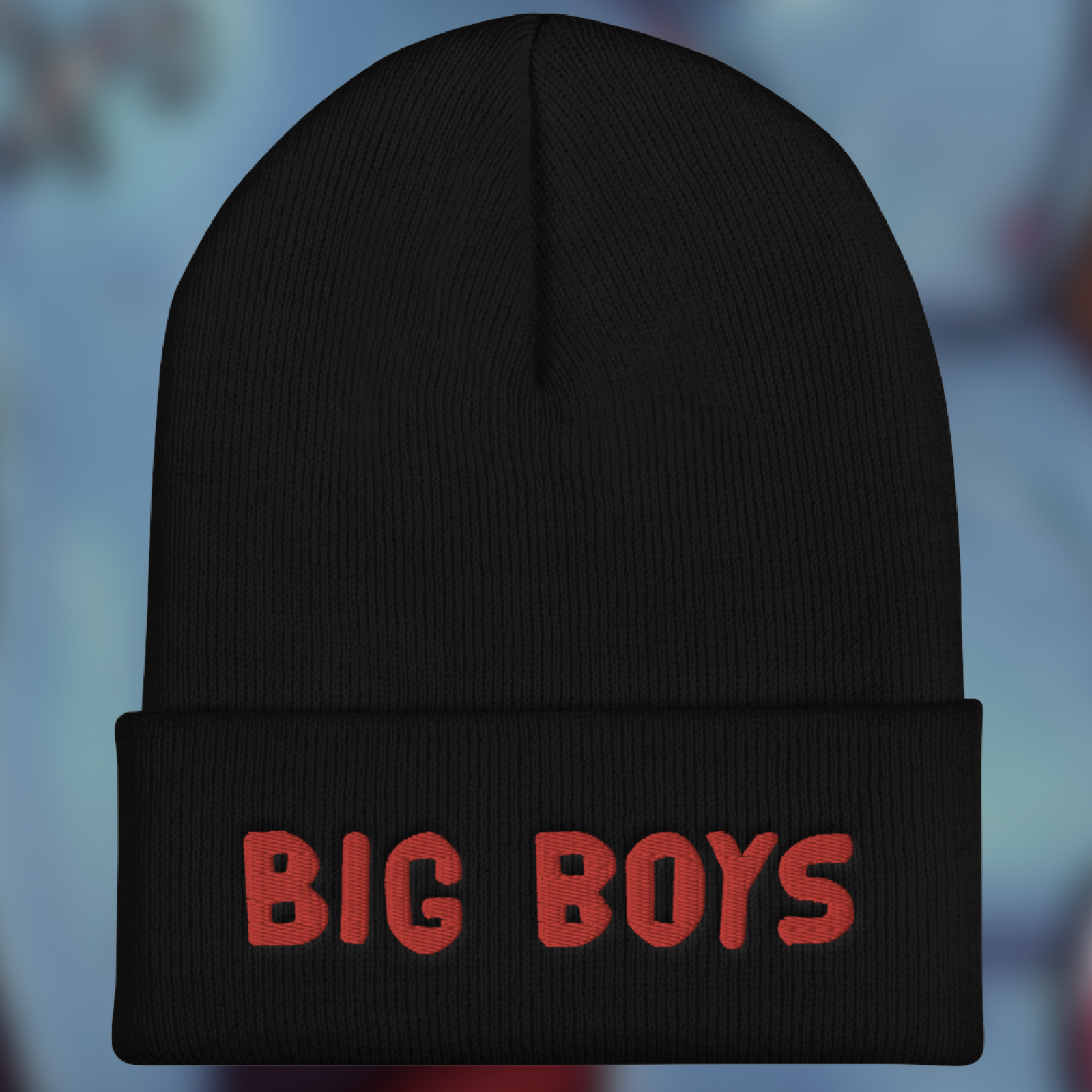 "Featured image for ""Big Boys - Cuffed Beanie"""