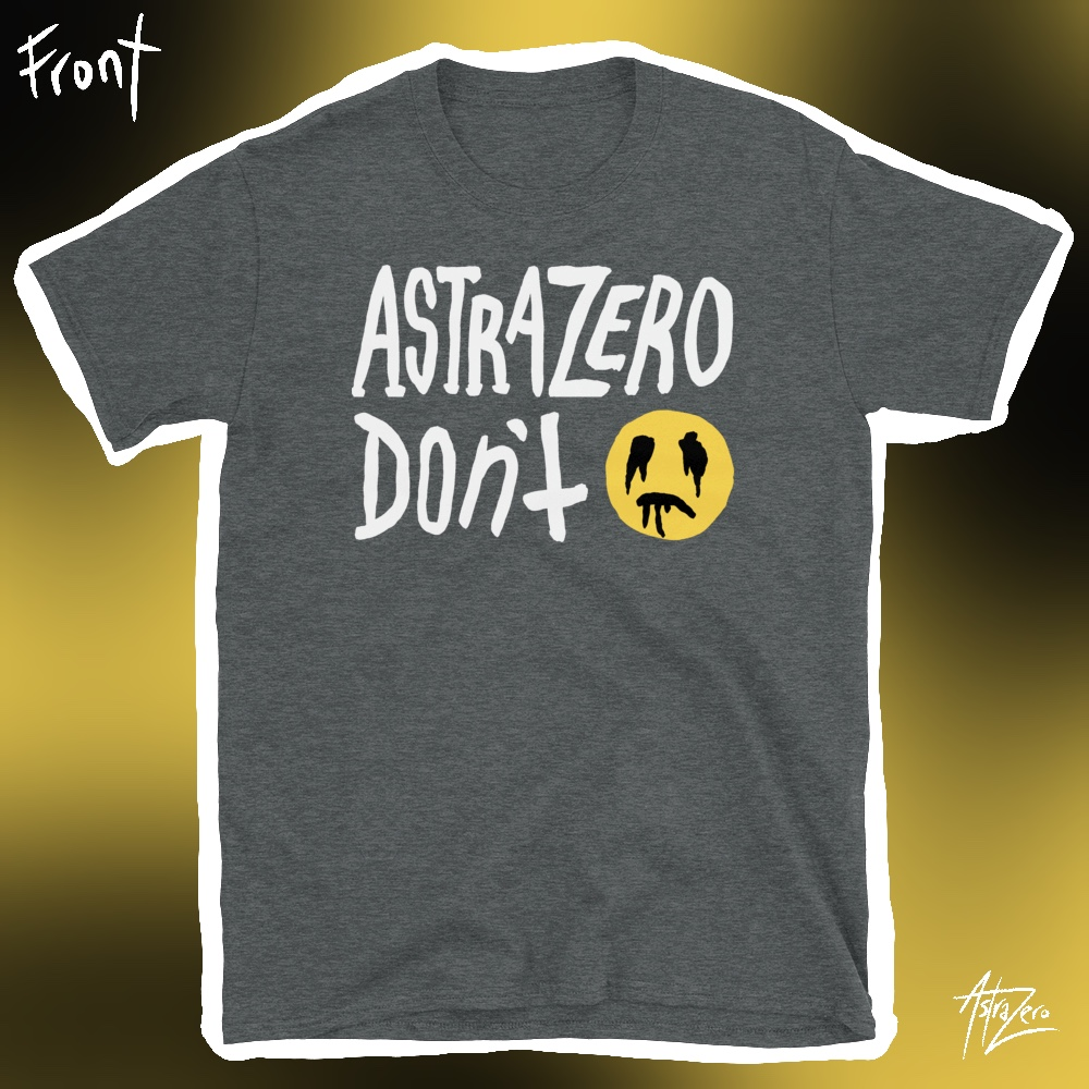 "Featured image for ""Astra Zero Don't WWSD - Short-Sleeve Unisex T-Shirt"""