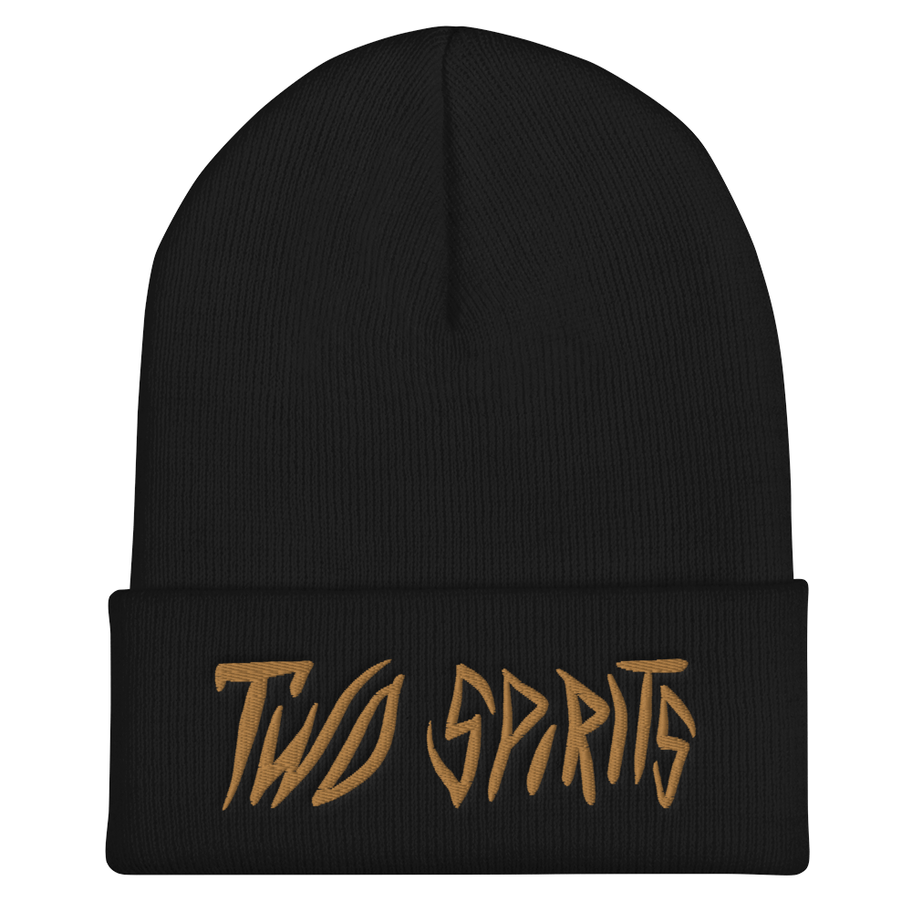 "Featured image for ""Two Spirits - Cuffed Beanie"""