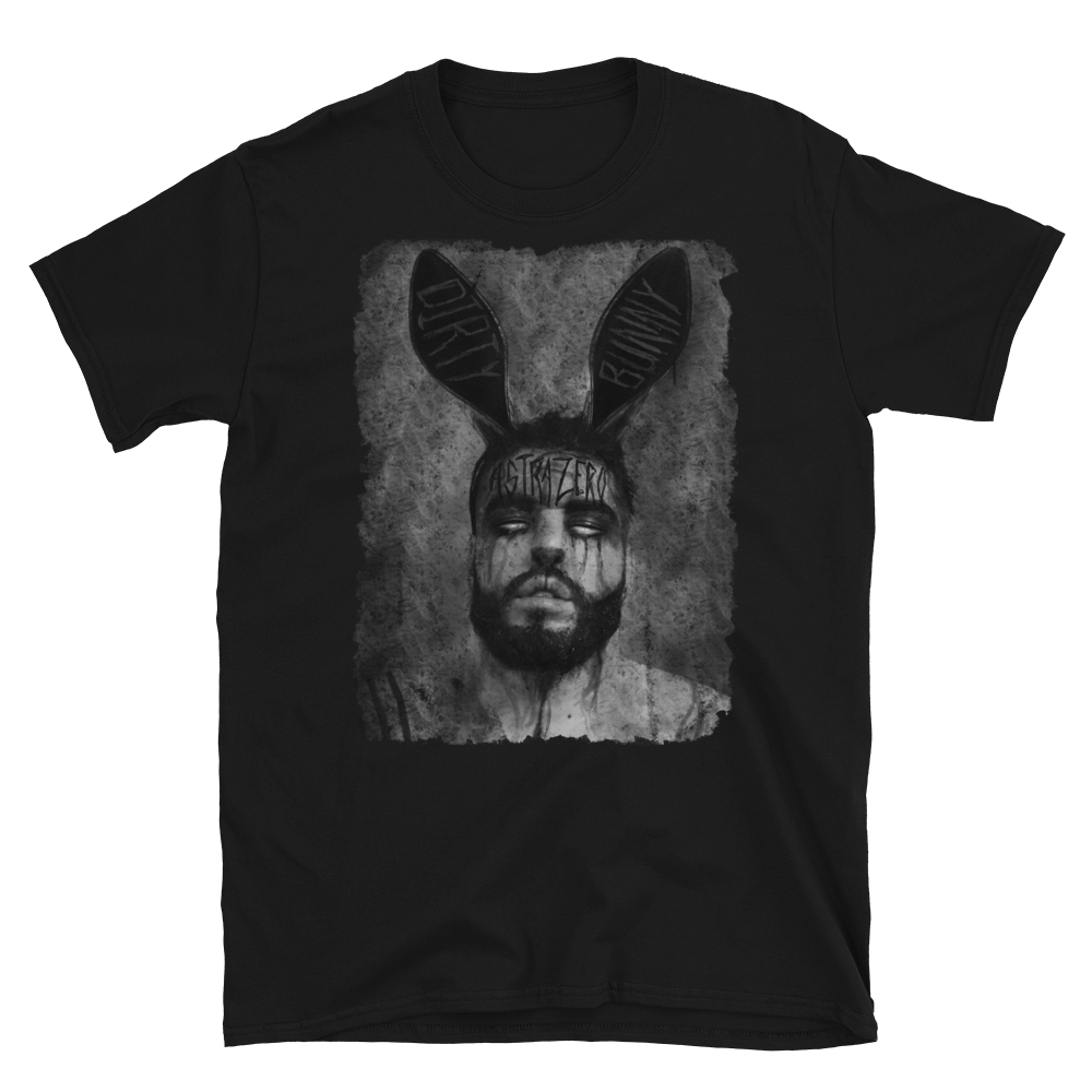 "Featured image for ""Dirty Bunny - Short-Sleeve Unisex T-Shirt"""