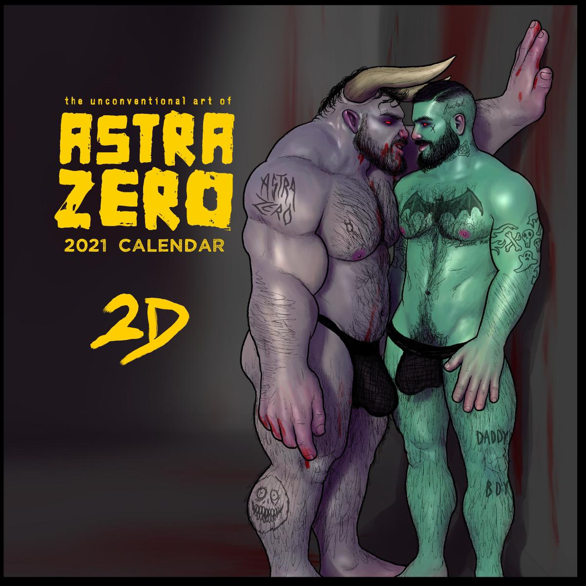 "Featured image for ""Astra Zero 2D 2021 Calendar"""