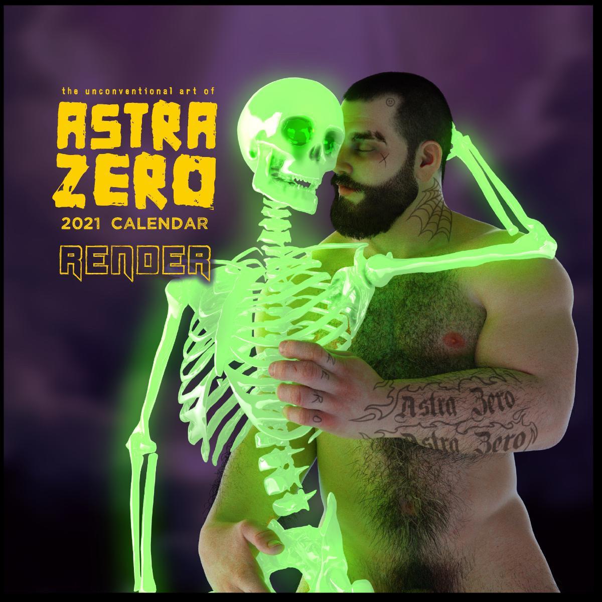 "Featured image for ""Astra Zero Render 2021 Calendar"""