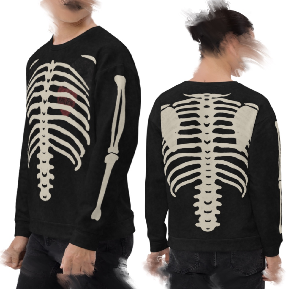 "Featured image for ""Dirty Bones - Unisex Sweatshirt"""