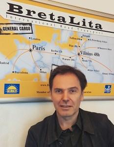 Guilhem Jaquet, General Manager BretaLita