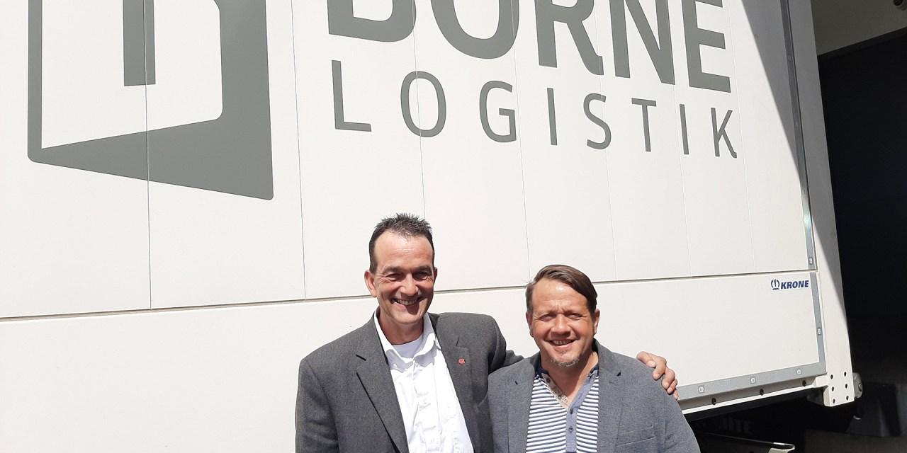 Borne Logistik bekommt neuen Speditionsleiter