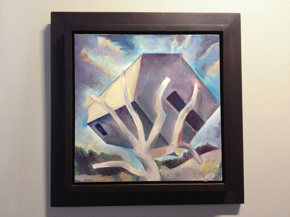 float framing oil paintings