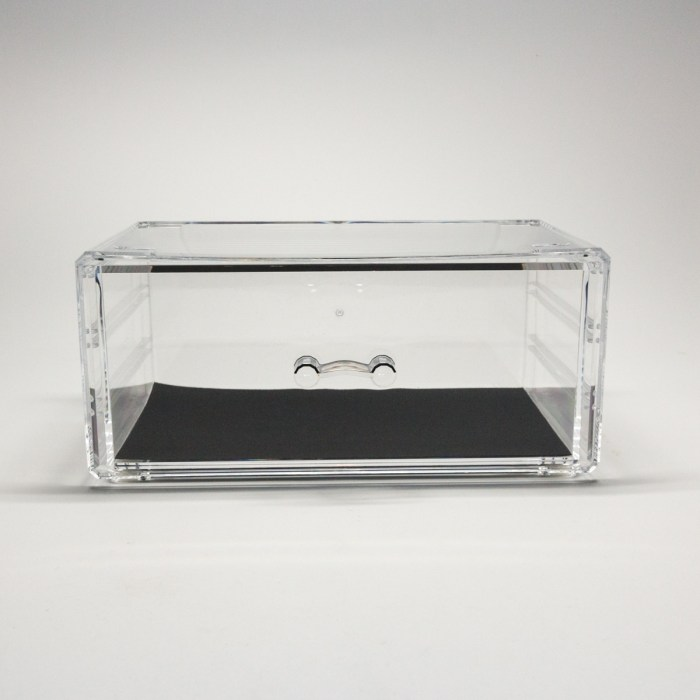 Transparent Multipurpose Storage Drawer