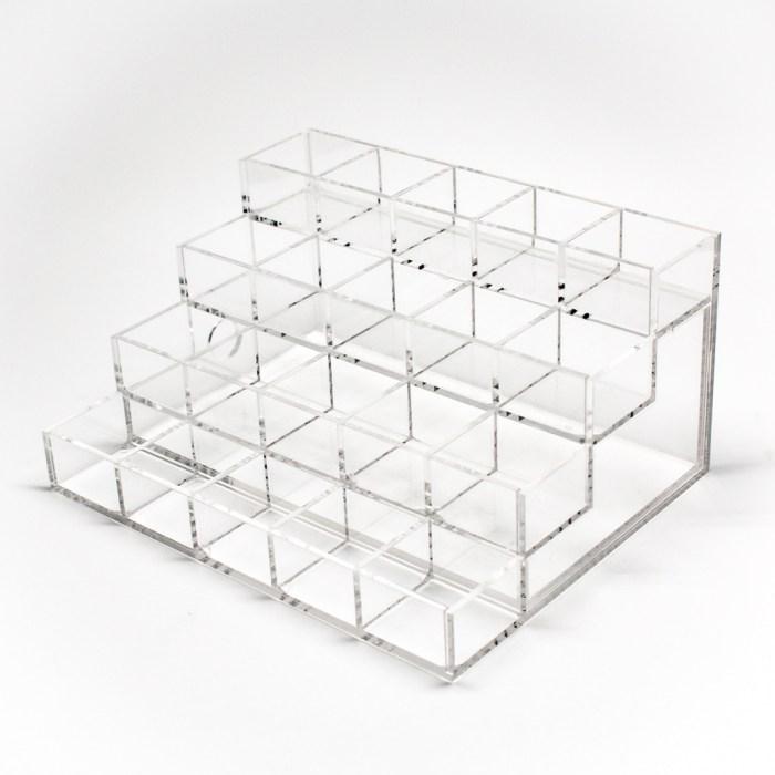 Acrylic Nail Polish Display & Organizer Stand