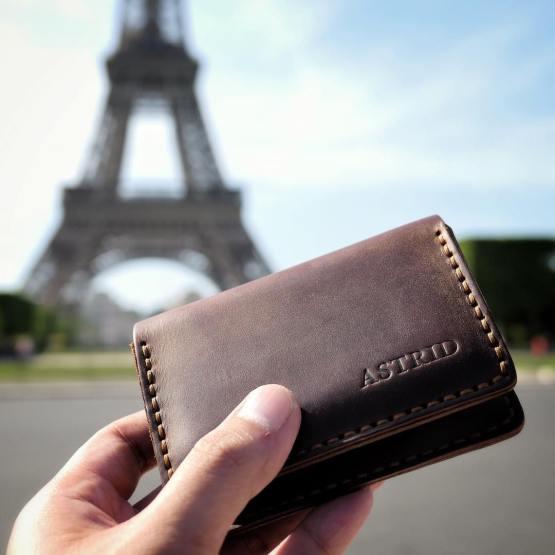 Carl Card Holder - Eiffel Tower