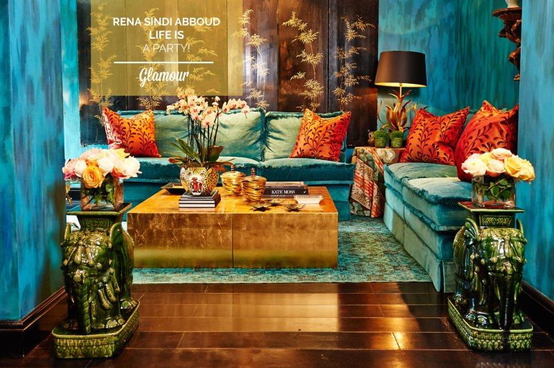 ASTRID M OBERT PHOTOGRAPHY PRESENTS - Glamour Style by Rena Sindi