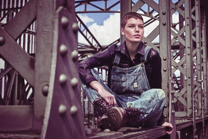 ASTRID M. OBERT PHOTOGRAPHY PRESENTS - DENIM