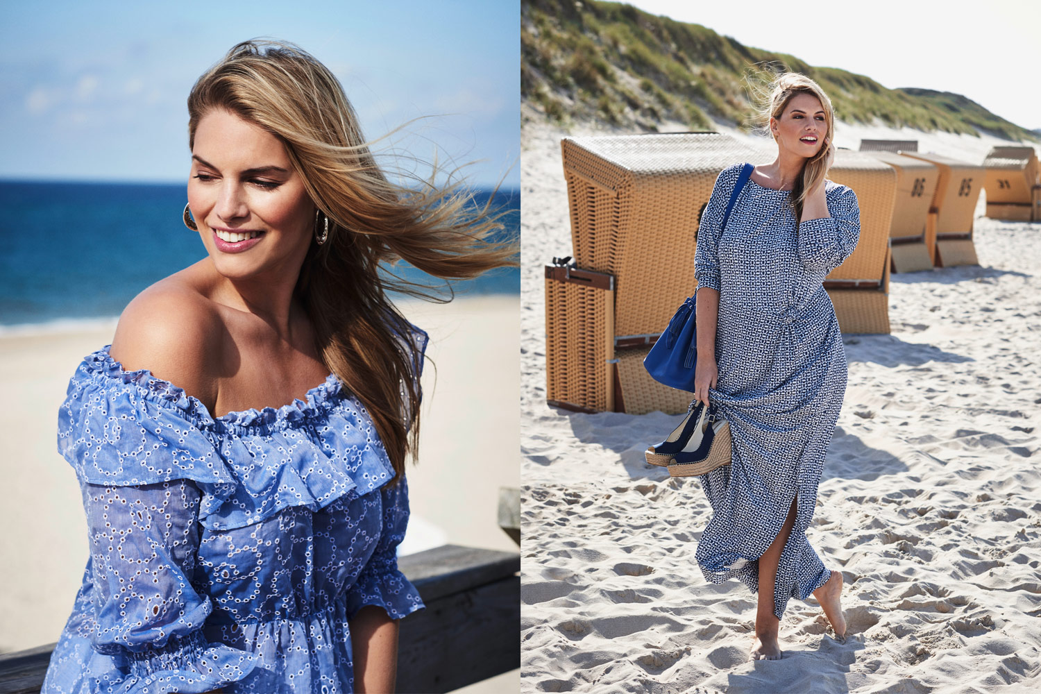ASTRID M OBERT PHOTOGRAPHY PRESENTS - INDIGO by Burda Style