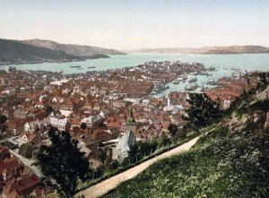 Fjeldveien-Bergen
