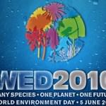 Lørdag er verdensmiljøverndag