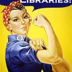 Fantastiske bibliotekplakater