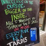 Tardis og Dr. Who