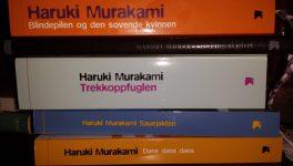 Bøker av Murakami