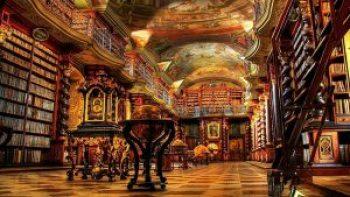 The National Library Of Prague, Prague, Czech Republic