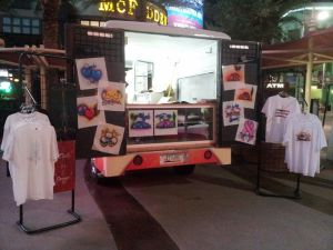 Tonys mobile airbrush studio at westgate