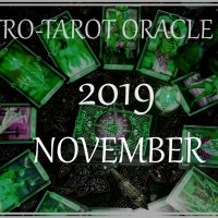 November Horoscope 2019 - Your Astro-Tarot Oracle with James Lynn Page