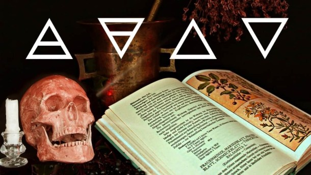 What Is Alchemy, part three: The Mysteries of the Hermetic Code