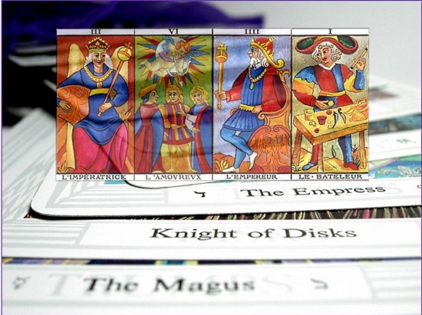 WHAT IS THE TAROT