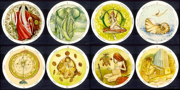 Image result for circle of life tarot