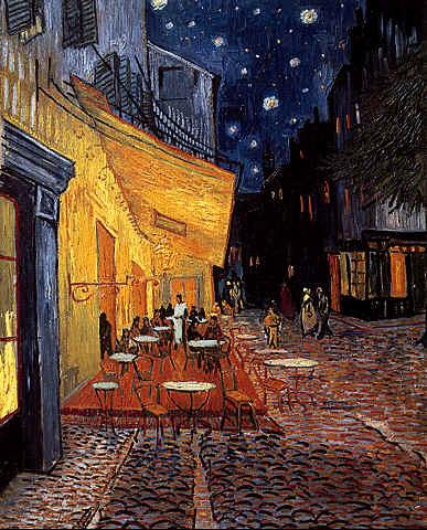 Le stelle di Vincent Van Gogh  AssoCassini