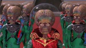 Si algún día nos visitan los extraterrestres. Esperemos que no sean así...