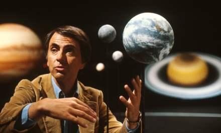 En la orilla del océano cósmico (Carl Sagan y por qué deberías ver Cosmos)