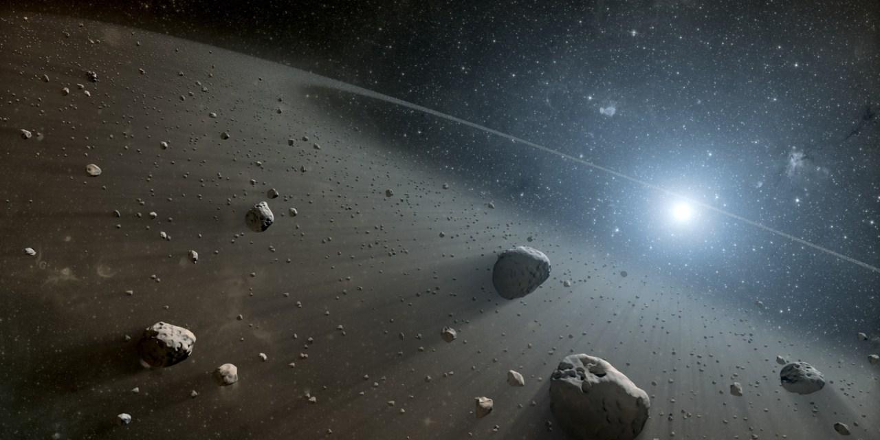 La Nube de Oort y el Cinturón de Kuiper