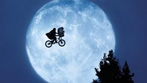 Es poco probable que los extraterrestres vayan a usar bicicletas voladoras...
