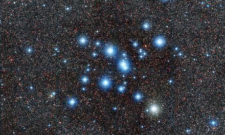 Los objetos Messier: M7, el Cúmulo de Ptolomeo