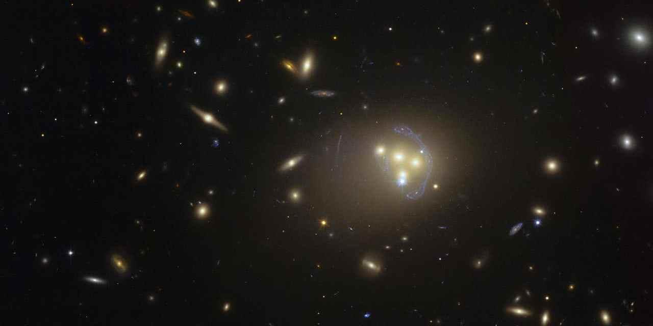 La energía y la materia oscura