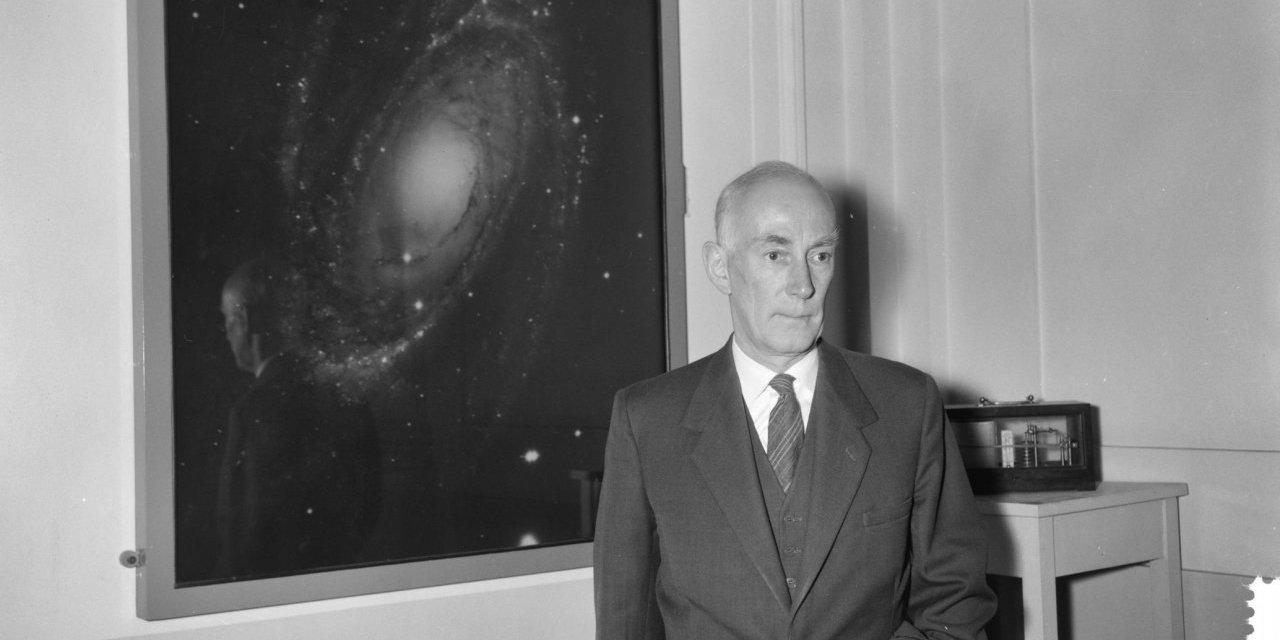 Jan Oort, el locutor de la Vía Láctea