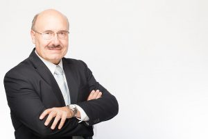 Rafael Rebolo, director del Instituto de Astrofísica de Canarias. Crédito: Derek Pedrós.